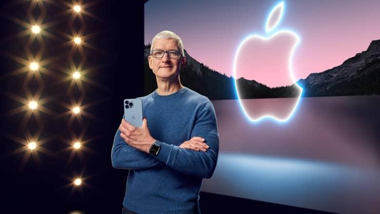 苹果对iPhone13发布会的内容全在这里了